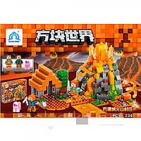 Конструктор LEGO Майнкрафт 234 детали