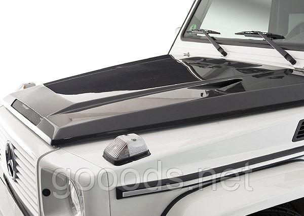 Карбоновый капот стиль Mansory Mercedes-Benz G-Class W463