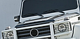 Карбоновый капот стиль Mansory Mercedes-Benz G-Class W463, фото 2