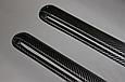 Карбоновые накладки на воздуховоды задней части Mercedes W463, фото 5