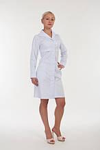 Красивый медицинский халат медсестры материал коттон