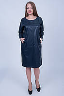 Эффектное женское платье увеличенного размера 595( 56 58  ), фото 1