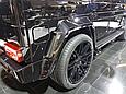 Обвес стиль Brabus 900 One of Ten WideStar с элементами карбона Mercedes-Benz G-Class W463, фото 3