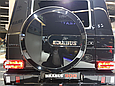 Обвес стиль Brabus 900 One of Ten WideStar с элементами карбона Mercedes-Benz G-Class W463, фото 5