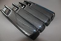 Карбоновые накладки дверных ручек G-Class W463