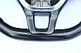 Руль Volkswagen Passat B7 карбоновый, фото 6