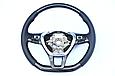 Руль Volkswagen Passat B7 карбоновый, фото 9