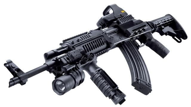 Базы крепления для оружия