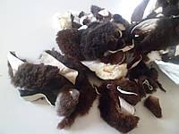 Обрезки, шкур овечьих, остатки после шитья, цвет коричневый