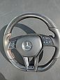 Руль карбоновый Brabus на Mercedes Benz CLS Class W218, фото 2