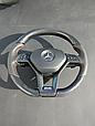 Руль карбоновый Brabus на Mercedes Benz CLS Class W218, фото 4