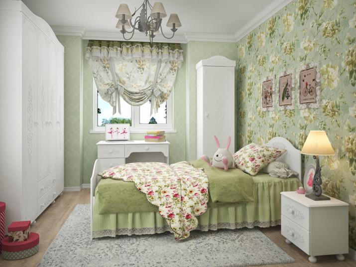 """Детская комната """"Бель-12"""" Санти мебель"""