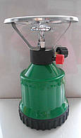 Портативный газовый примус-190 (с пьезорозжигом)