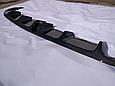 Задний диффузор Brabus CLS-Class W219, фото 5