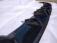 Задний диффузор Brabus CLS-Class W219, фото 8