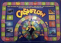 """Настольная игра """"Денежный поток. Как вырваться из крысиных бегов"""" (Cashflow 101+202) - Роберт Кийосаки"""