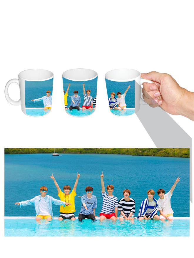 Чашка BTS