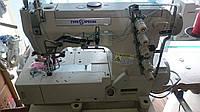 Плоскошовная швейная машина цепного стежка TYPE SPECIAL   S-M/562DD-01CB