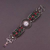 Часы браслет женские этно L -19-20см