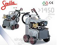 Аппарат высокого давления с подогревом воды 150 bar 21 л/мин - Stella
