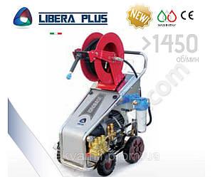 Аппарат высокого давления с катушкой для намотки шланга 250 bar 15 л/мин - Libera
