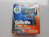 Сменные картриджи для бритья Gillette Fusion Power Proglide 8 шт