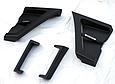 Накладки на крылья передние и задние в стиле Brabus Widestar Mercedes G-class w463, фото 2
