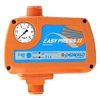Электронный контроллер давления Pedrollo EASY PRESS II (манометр)