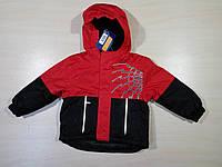 Детская лыжная куртка размер 86 92 6-31 О