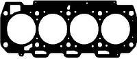 Прокладка головки блока FIAT 1.9JTD 1! 0.92MM MLS 00- 223A7/223B1 (производитель Elring) 217.021