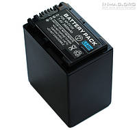 Аккумулятор для видеокамеры Sony NP-FV100, 3900mAh.