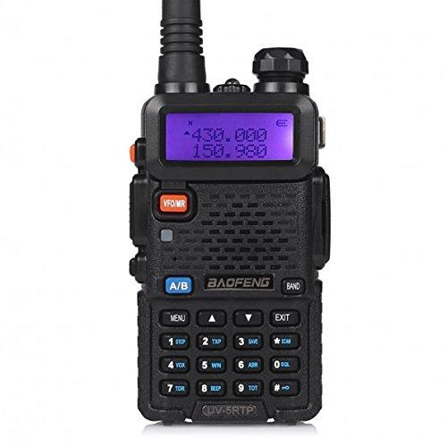 Радиостанция рация Baofeng UV-5R Black