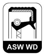Сальник FRONT VAG AZA/AGB/AJK/ARE/BES 32X47X10 (производитель Elring) 325.155