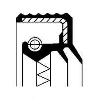 Сальник АКПП/дифференциала VAG 50X65.2X10 ACM BASLDRWX67 (производитель Corteco) 12016928B
