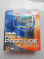 Сменные кассеты Gillette Fusion ProGlide 6 шт