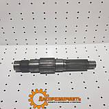 Вал редуктора дополнительный КПП ЮМЗ 8070, фото 2