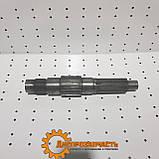 Вал редуктора дополнительный КПП ЮМЗ 8070, фото 4