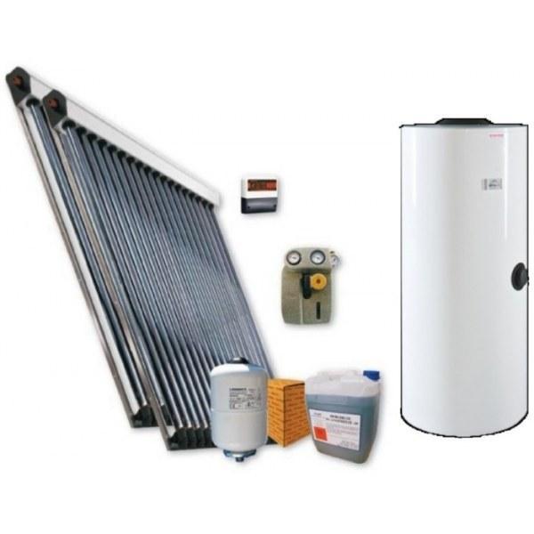 Солнечный набор Immergas Immersole Heat Pipe 2х18 + 200