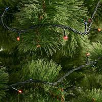 Новогодняя гирлянда 100 ламп 5 метров