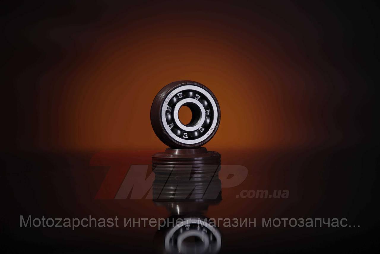 Подшипник с сальником PARTNER-350 ( комплект 2 шт ) EMAS Taiwan с рубцами !!!
