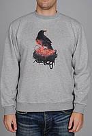 Свитшот Warrior Crow