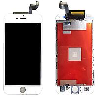 ✅Дисплей iPhone 6s с сенсором (тачскрином) и рамкой, белый, оригинал