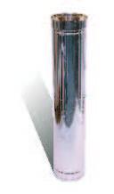 Труба-удлинитель из нержавеющей стали