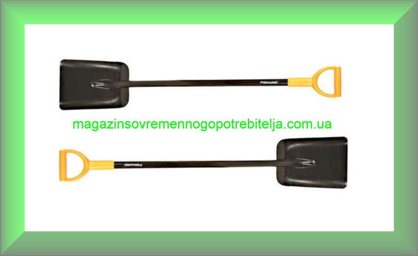 Лопата Fiskars Solid 132403 совковая