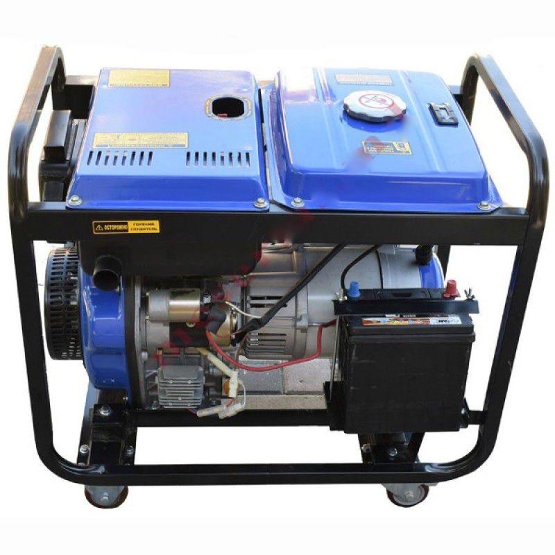 Дизельный генератор Viper CR-G-D5000E - velosport.od.ua - Велосипеды Azimut, Crosser, Mustang, Салют в Одессе