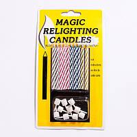 """Свечи """"магические"""", негаснущие. свечи незадуваемые"""