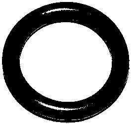 Прокладка под болт клап. крышки OPEL X16XE/X25XE (пр-во Elring) 476.820