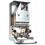 Газовий конденсаційний котел Italtherm Time 35 K (Италтерм тайм), фото 3