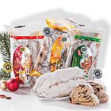 Різдвяний Stollen з Родзинками, 750 грам (Німеччина) «Жовта упаковка», фото 2