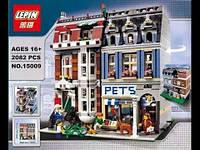 Конструктор LEGO Creator Зоомагазин 2032 детали